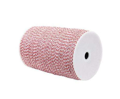 2000M Polywire Roll Electric Fence Energiser Stainless Steel Poly Wire