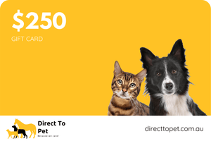 $250 Direct To Pet Gift Card