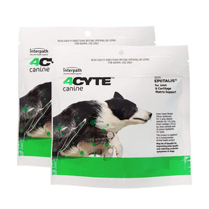 4CYTE Oral Joint Supplement for Dogs 50g Granules