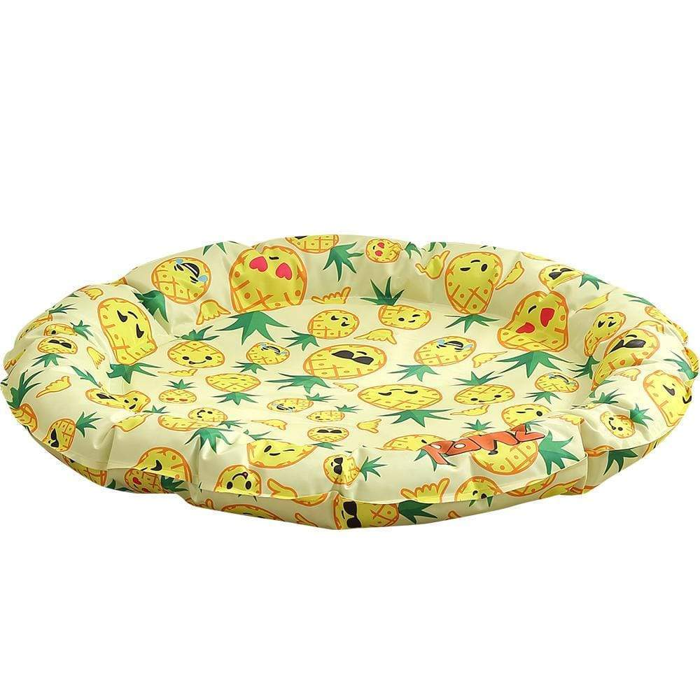 Anti-bug Cat Cooling Bed Pineapple Pattern Large