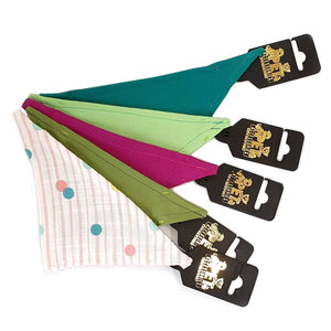 Bandana For Dog Collars S M L