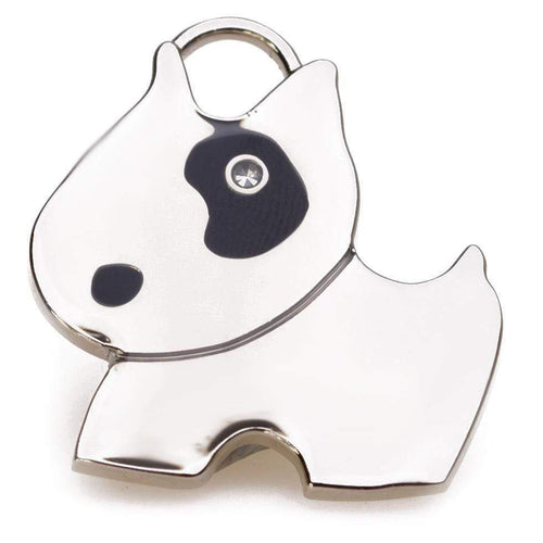 BULL TERRIER PET ID TAG