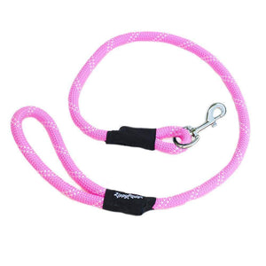 Climbers Dog Leash - Pink 4 Feet