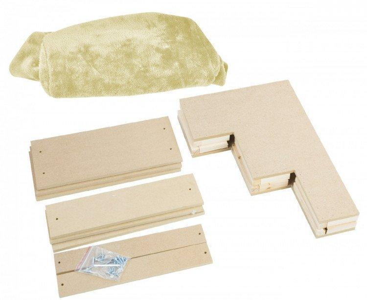 31cm Doggy Steps Stairs Ladder - Beige