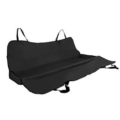 Pet Care Waterproof Car Back Seat Cover for Pets - Black