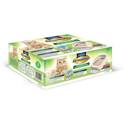 Ezi-LockOdour Dual Layer Cat Litter System