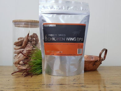 Freeze Dry Australia Chicken Wing Tips - 100g