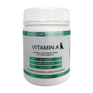 Freeze Dry Australia Vitamin A - 100G