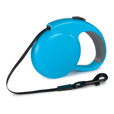 Guardian Gear Mini Retractable Lead Blue