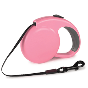 Guardian Gear Mini Retractable Lead Pink