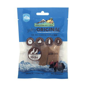 Himalayan Yaky Chew - for Dogs Under 7kg (3 Pack)
