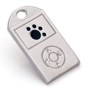 IPAW PLAYER PET ID TAG