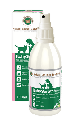Itchy Scratch 100ml