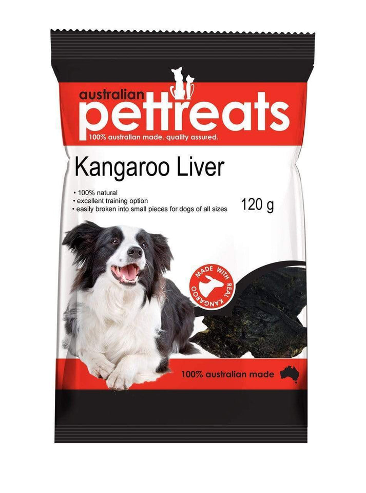 Kangaroo Liver Treats