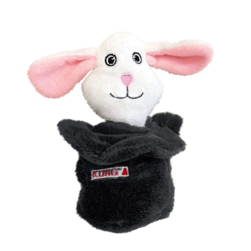 KONG Cat Puzzlement Escape Rabbit/Hat