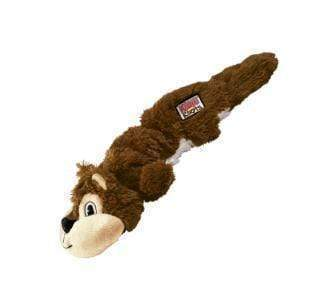 KONG Scrunch Knots Squirrel Large