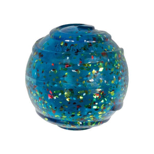 KONG Squeezz Confetti Ball Assorted Lg