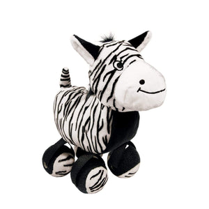 KONG TenniShoes Zebra Small
