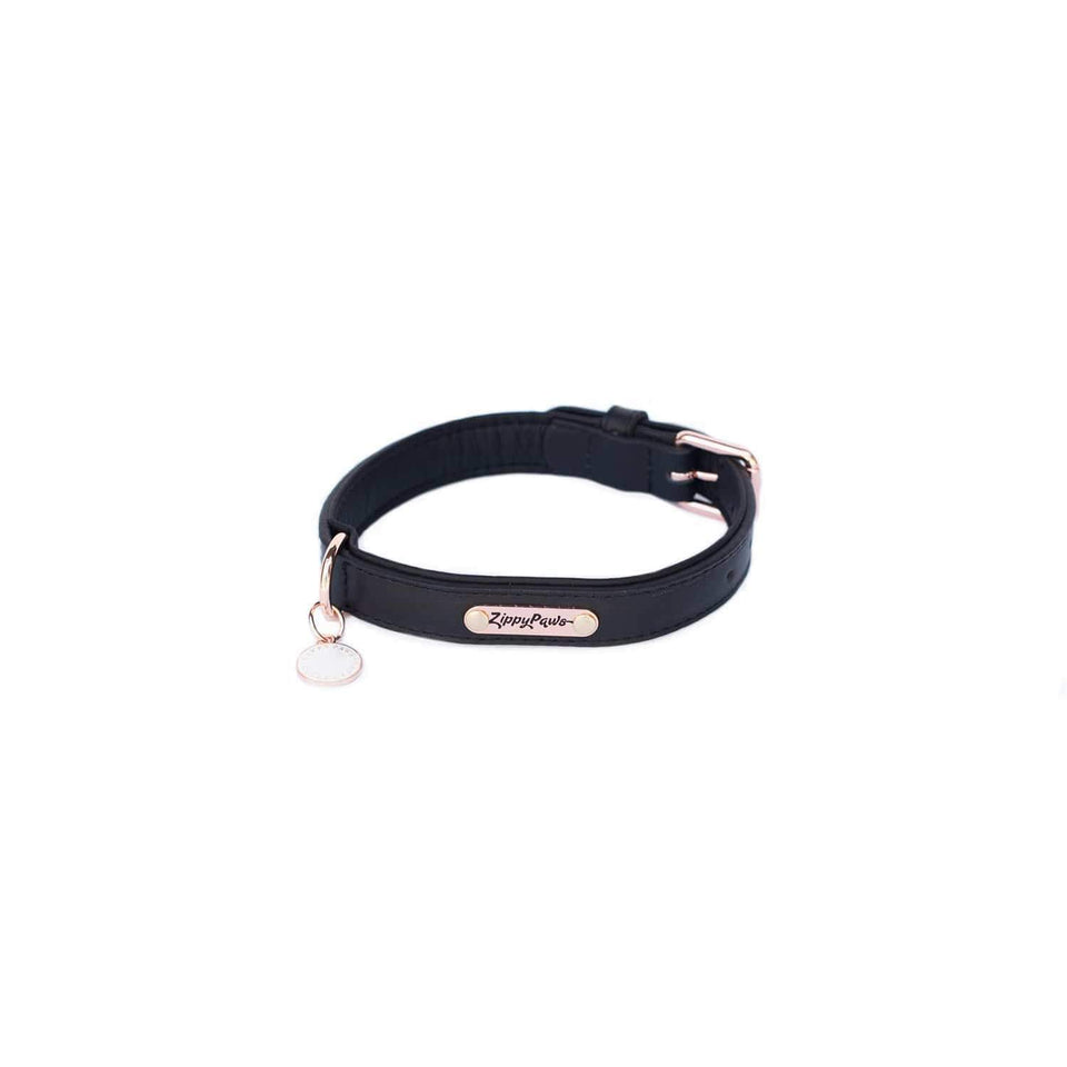 Legacy Collection Collar - Black Medium