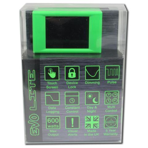 MicroClimate Evo Lite Thermostat - Green