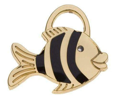 MINI FAT FISH PET ID TAG