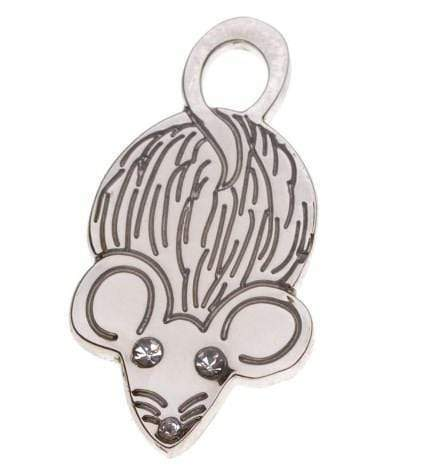 MINI MOUSE PET ID TAG