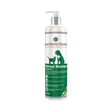 Normal Herbal Shampoo 375ml