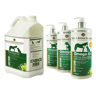 Omega 3,6 & 9 for Dogs/Horses 1000ml