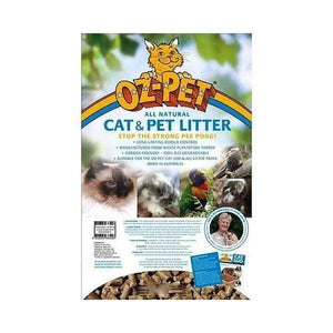 Oz Pet Cat Litter