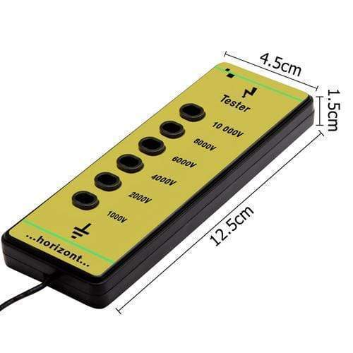 Pet Care Giantz Fence Voltage Tester Electric Solar Energiser