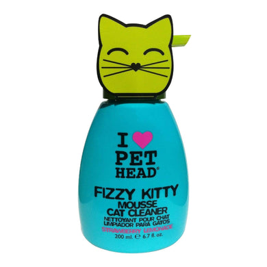 Pet Head Cat - Fizzy Kitty Mousse 190ml