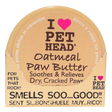 Pet Head Dog - Oatmeal Paw Butter 59ml