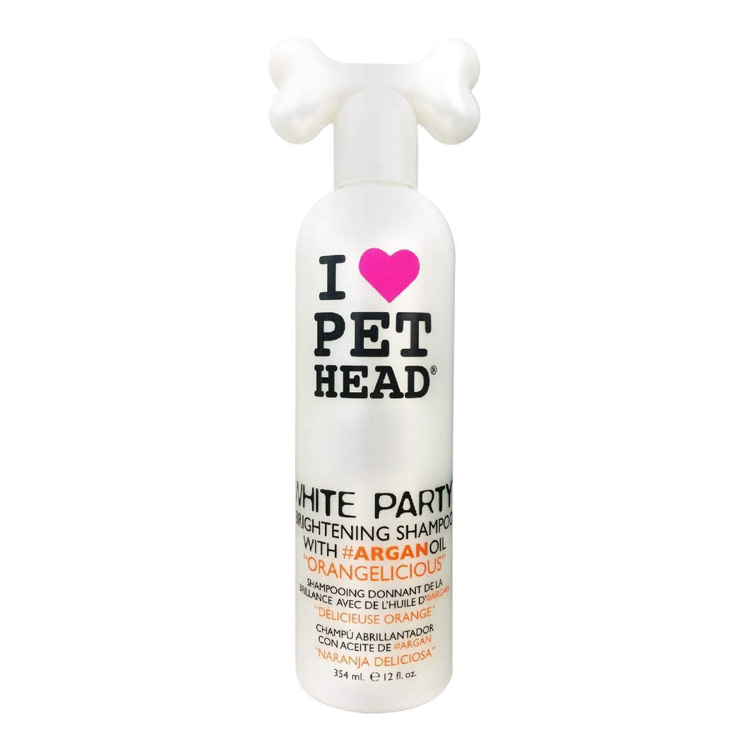 Pet Head Dog - White Party 354ml