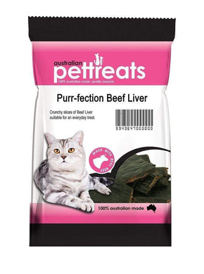 Purr-fection Beef Liver 60g (12 Pack)