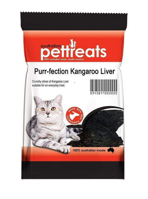 Purr-fection Kangaroo Liver 60g (12 Pack)