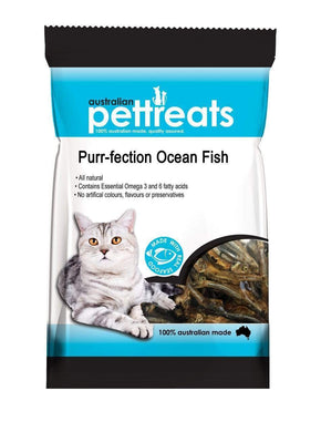 PURR-FECTION OCEAN FISH (8 Pack)
