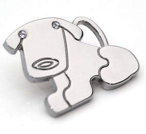 ROBOT DOG PET ID TAG
