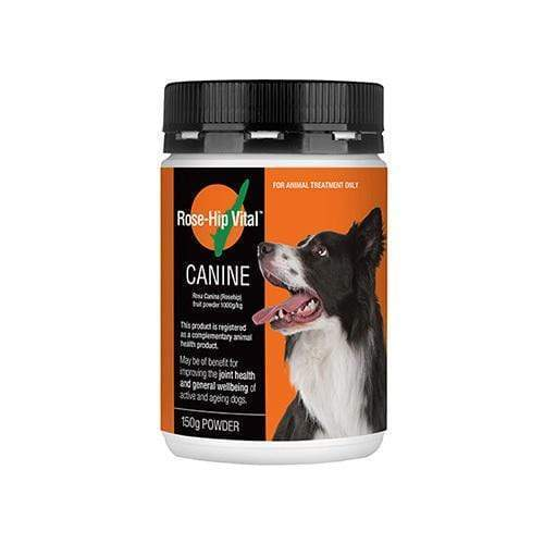 Rose Hip Vital Canine 150g