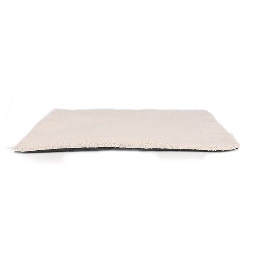 Self Heating Dog & Cat Mattress - Cream