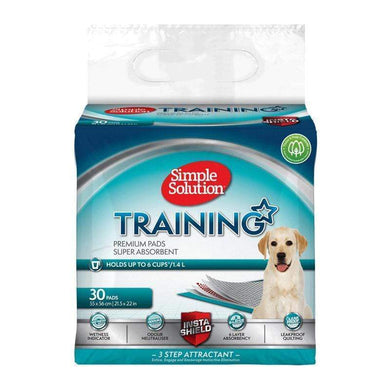 Simple Solution Training Pads 30 Pack