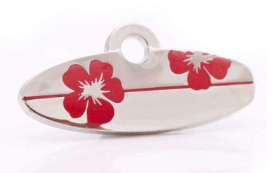 SURFBOARD PET ID TAG