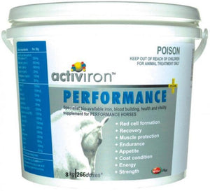 ValuePlus Activiron Perf Powder 8Kg