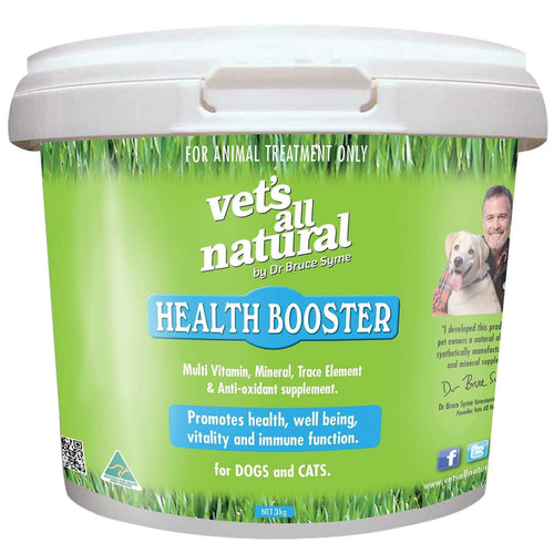 Vets All Natural Health Booster 3kg