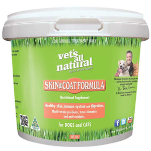 Vets All Natural Skin & Coat Formula 1kg