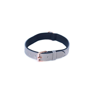 Vivid Collection Collar - Slate Large