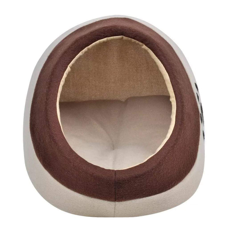 Warm Fleece Cat Bed Cubby M