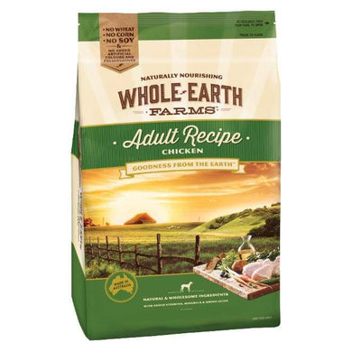 Whole Earth Farms Adult Recipe With Chicken - 15Kg