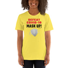 Load image into Gallery viewer, 'Wear Your Mask' - Unisex Premium T-Shirt