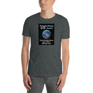 '100 Light Years' - Unisex T-Shirt (smaller image)