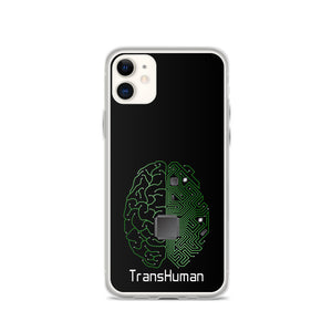 iPhone Case - Transhuman Electro-brain